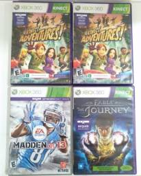Jogos de Xbox 360 R$20 Cada