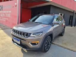 jeep Compass limited flex automático + som beats pack premium