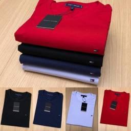Título do anúncio: Camiseta Peruana masculino importada algodão peruano atacado