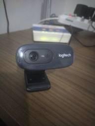 Usada - WebCam Logitech 720p (C270) HD