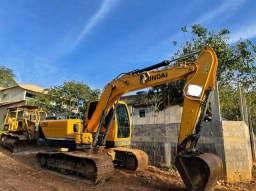 Escavadeira Hyundai R140LC-9 / 2018