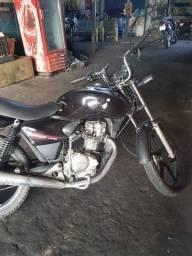 Vendo moto fan 125