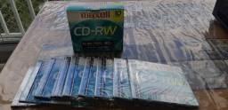 Título do anúncio: CD-RW Maxell - lacrado