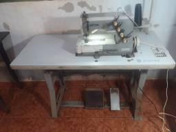 Máquina galoneira máquina de cortar tecidos