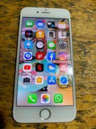 Título do anúncio: iPhone 6s 16Gb novíssimo única dona com todos acessórios