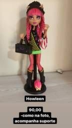 Título do anúncio: Vendo Monster High