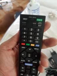 controle tv sony original