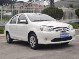 Título do anúncio: Toyota Etios 1.5 X 2017