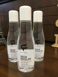 Água Micelar Fashion Cosméticos 130ml Limpeza Profunda