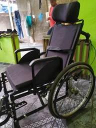 Cadeira de Rodas Dinâmica Ajustável