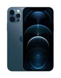 iPhone 12 Pro Max 512GB, Novo, Lacrado, NF