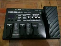 Pedaleira Boss ME-25