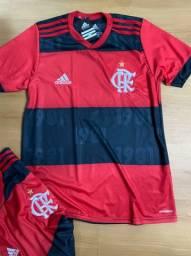 Camisa do Flamengo (Modelo 2021)