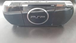 PSP desbloqueado e case