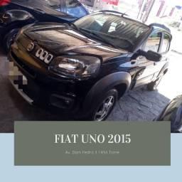 Fiat Uno Vivace Way  1.0 2015