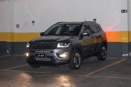 Jeep Compass Longitude 2.0 Flex 2020 4.500 KM