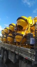 Betoneira Menegotti 400 litros prime C/Motor