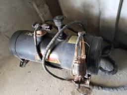 Sistema hidráulico do Axor completo