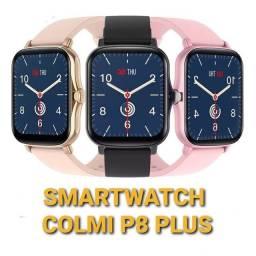 Título do anúncio: Relógio Inteligente Colmi P8 Plus Original - PARCELAMOS- FAZEMOS ENTREGAS