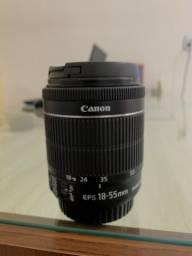 Lente do kit 18-55 mm da Canon