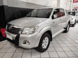 Toyota Hilux SRV 4x4 CD 2.7 Turbo Flex (TOP de Linha)