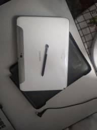 Tablet Samsung Galaxy note GT N8000 Apenas Dourados.