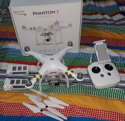Vende-se Drone Phantom 3 pró