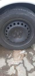 Título do anúncio: Rodas 15 de ferro fumagalli