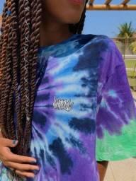 Título do anúncio: Camiseta Tie Dye Chronic