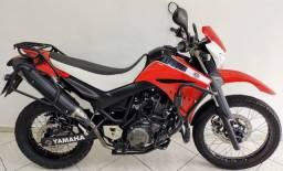 Yamaha Xt 660 R 2014 Vermelha