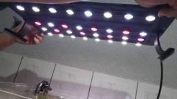Luzes de aquário
