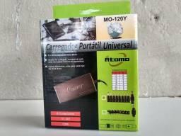 Título do anúncio: Carregador universal de Notebook