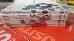 Livros Didáticos Positivo COC Teláris