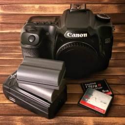 Título do anúncio: Câmera Canon Corpo