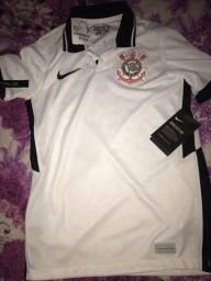 Camisa Corinthians Infantil Oficial