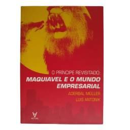 Livro Maquiavel E O Mundo Empresarial Aderbal M L Antokik