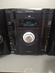 Aparelho de som Toshiba