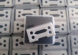 Lâmina de cerâmica para máquina de cortar cabelo
