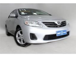 Título do anúncio: Toyota Corolla 2014 1.8 gli 16v flex 4p automático