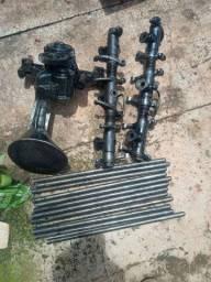 Peças para motor scania