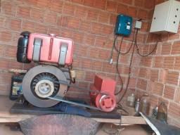 Motor Agrale M86