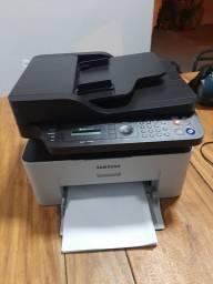 Título do anúncio: Vendo impressora  Samsung  a laser