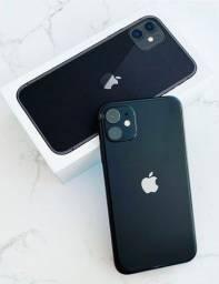 IPhone 11 128 Gb (novo Lacrado) 1 Ano Garantia + Brinde (Paracatu)