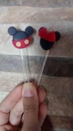 Colher Mickey e Minnie