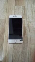 Título do anúncio: iPhone 8 64GB com detalhes