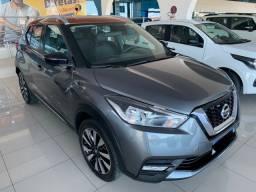 Nissan Kicks 1.6 Sl Flex Automático Novíssimo