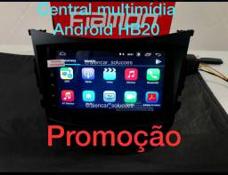 Central multimídia Android faaftech Ft mm andorid