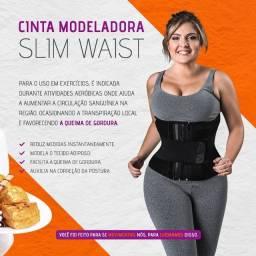 Título do anúncio: Cinta Modeladora E Redutora De Medidas Slim Waist Hidrolight