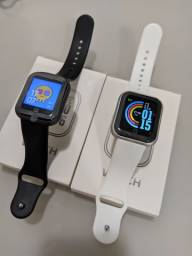 Smartwatch D20 Nova Versão (Coloca foto na tela)