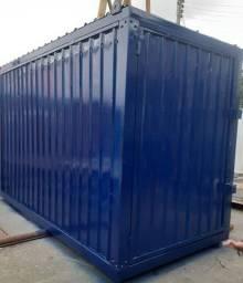 Container Quiosque Almoxarifado